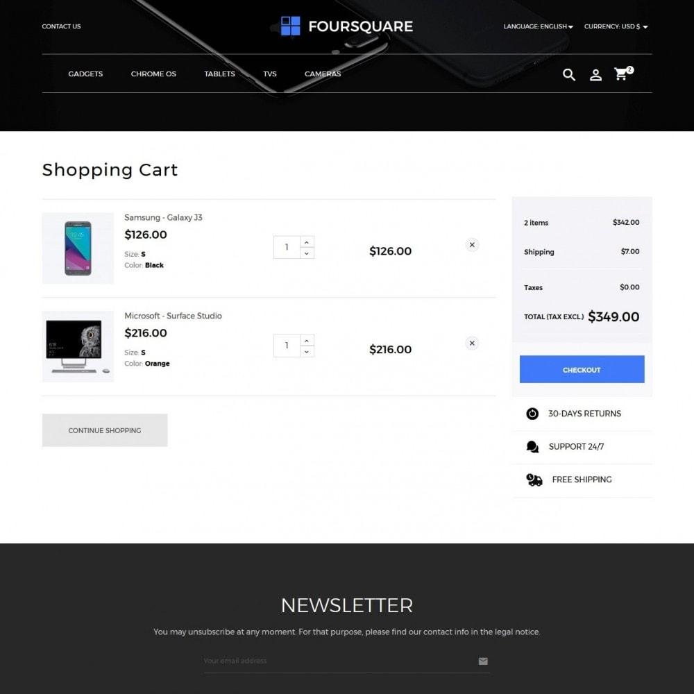 theme - Elektronica & High Tech - Foursquare - High-tech Shop - 7