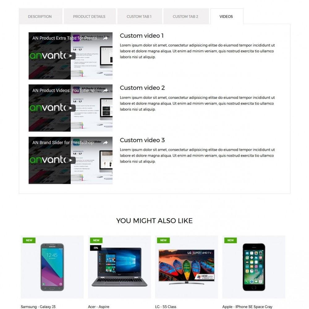 theme - Elektronica & High Tech - Foursquare - High-tech Shop - 10
