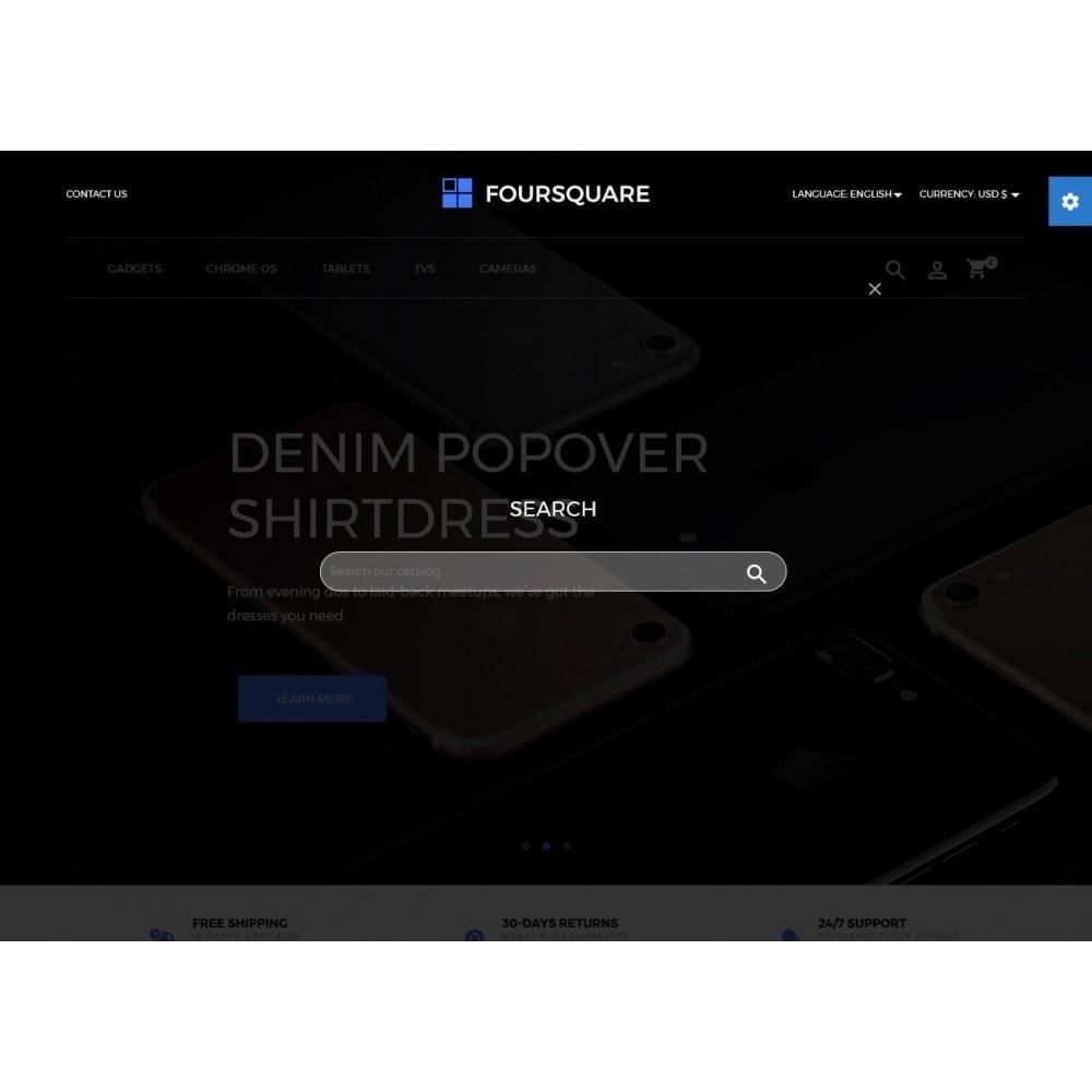 theme - Elektronica & High Tech - Foursquare - High-tech Shop - 11