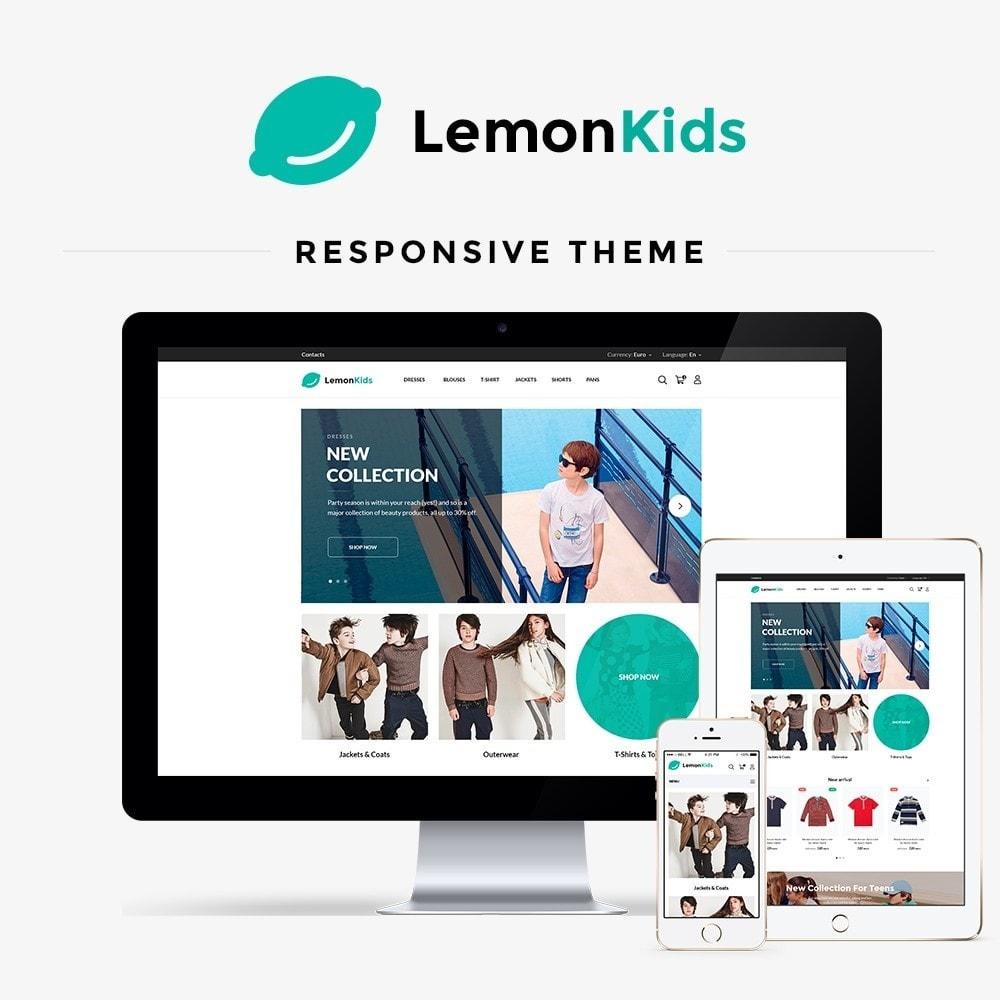 theme - Дети и Игрушки - LemonKids - 1
