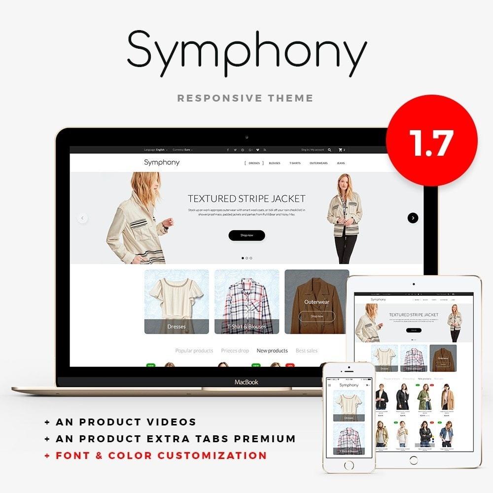 theme - Moda & Calzature - Symphony - High-tech Shop - 1