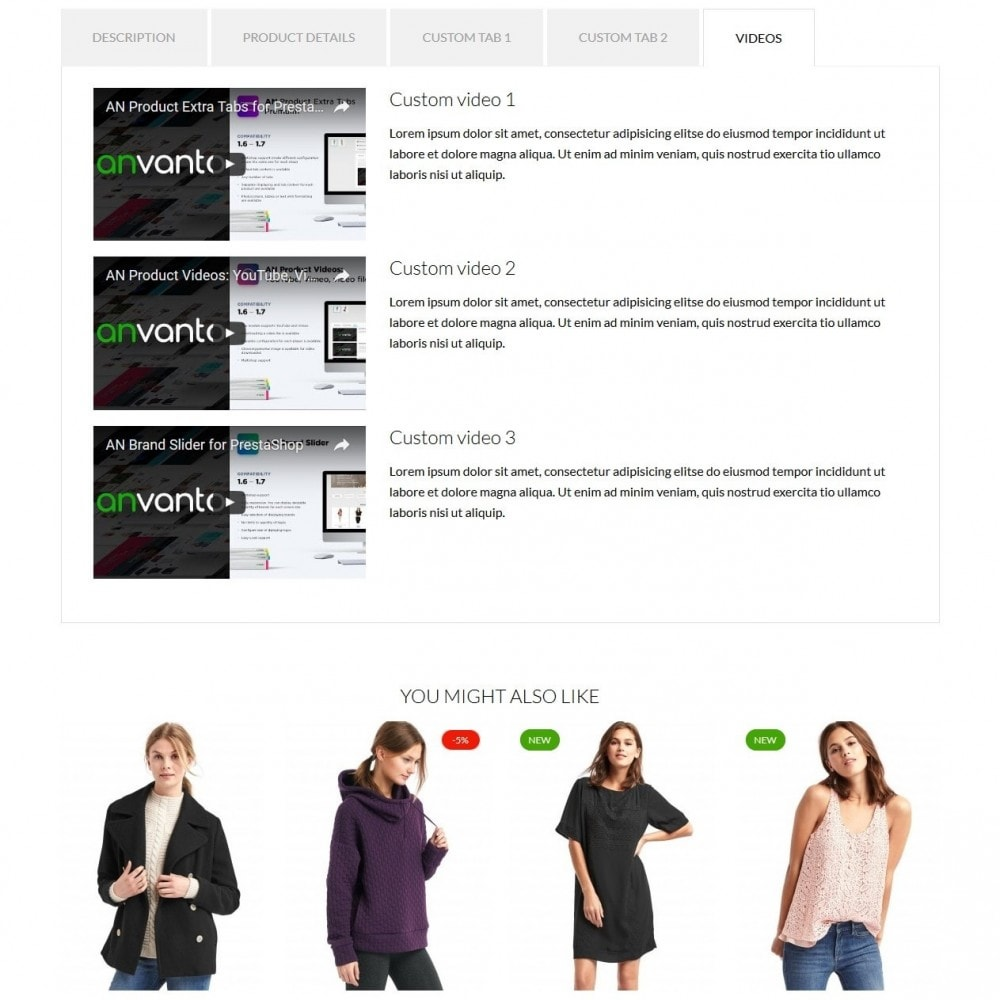 theme - Moda & Calzature - Symphony - High-tech Shop - 9