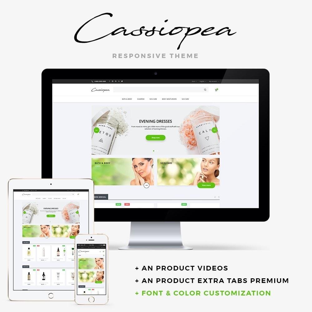 theme - Gezondheid & Schoonheid - Cassiopea Cosmetics - 1