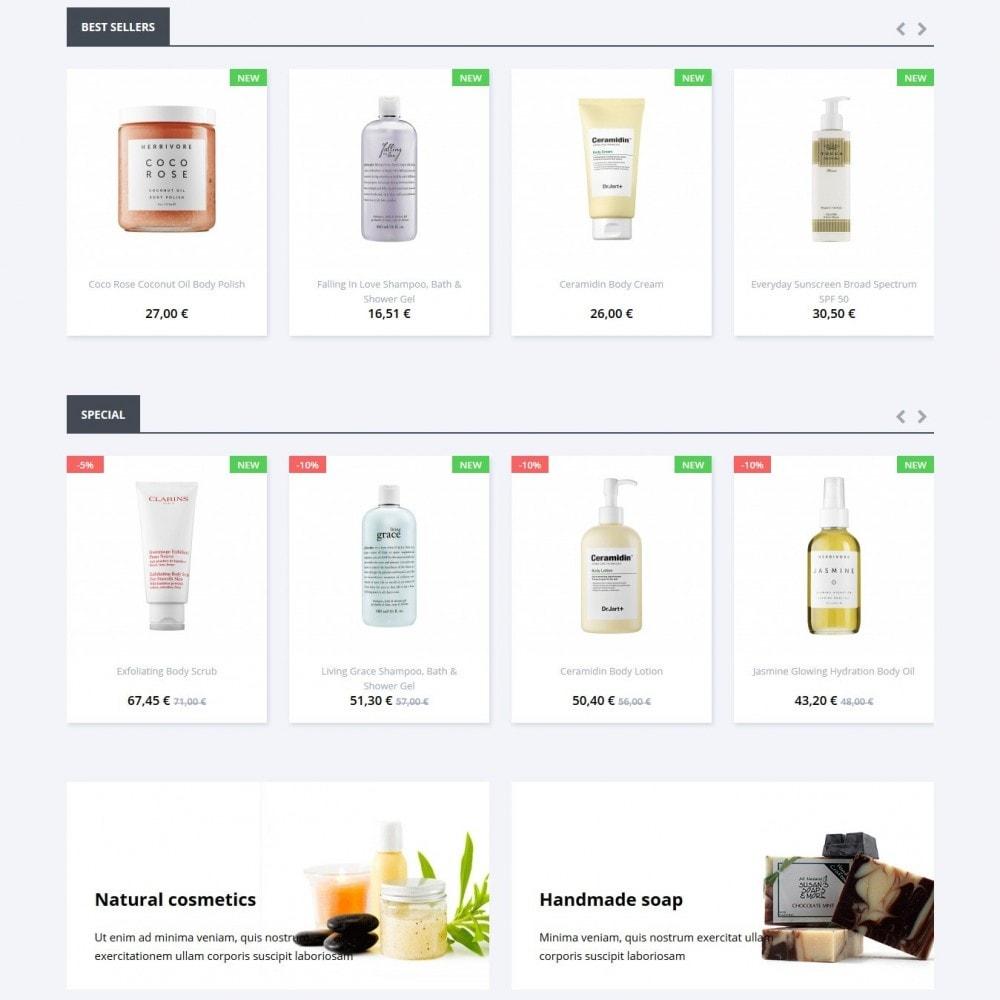 theme - Salud y Belleza - Cassiopea Cosmetics - 3
