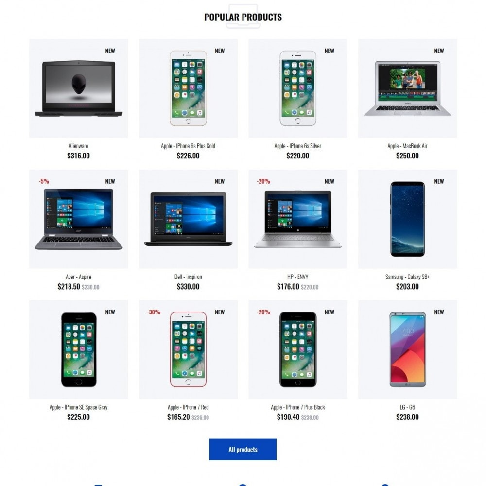 theme - Elettronica & High Tech - Membas - High-tech Shop - 3