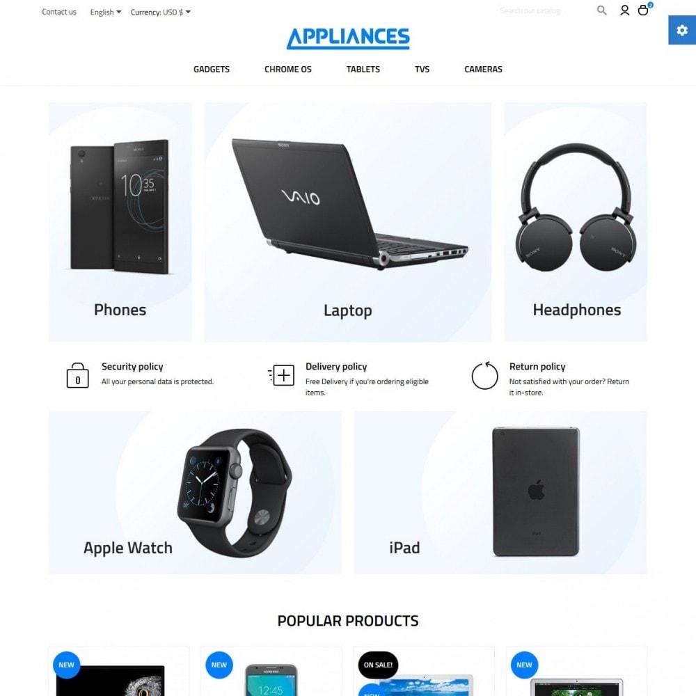 theme - Elettronica & High Tech - Appliances - High-tech Shop - 2