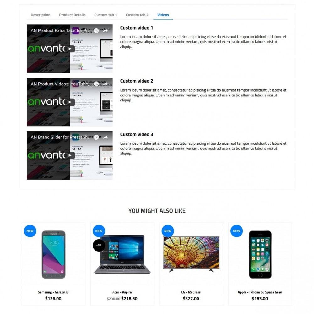 theme - Elektronika & High Tech - Appliances - High-tech Shop - 9