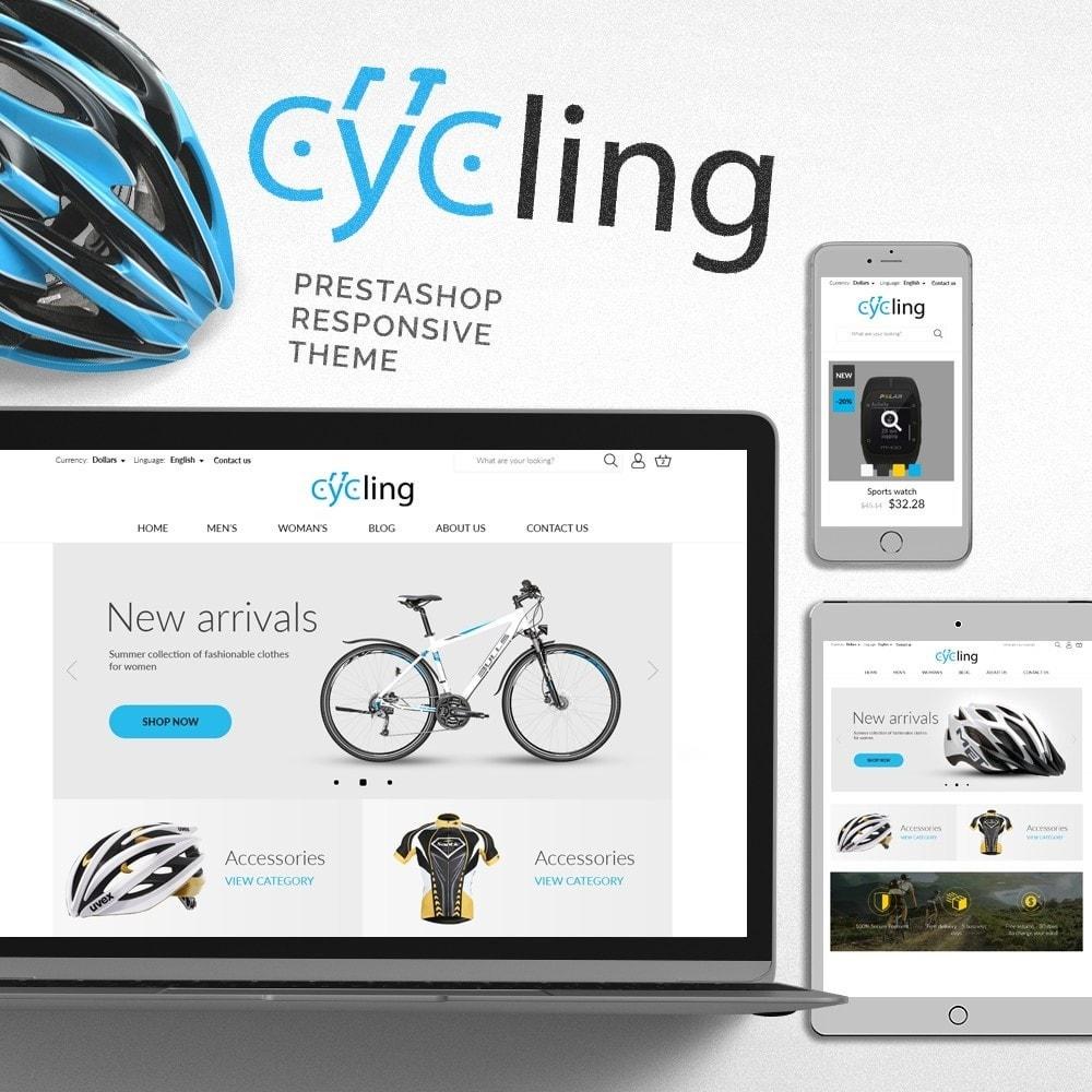 theme - Sport, Rozrywka & Podróże - Cycling - 1