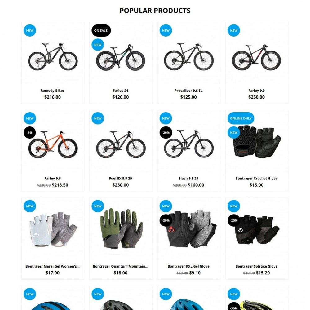 theme - Desporto, Actividades & Viagens - Cycling - 3