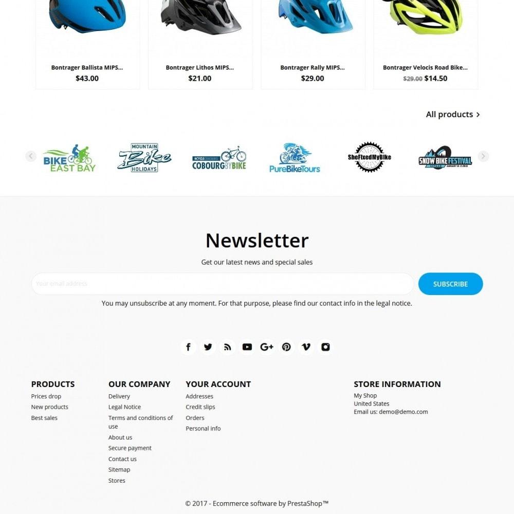 theme - Sport, Rozrywka & Podróże - Cycling - 4