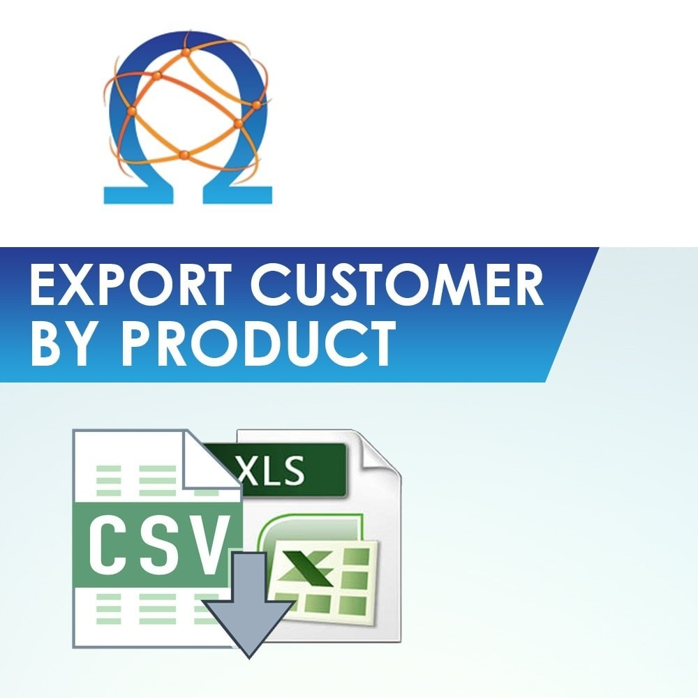 module - Data Import & Export - MX Export customer by Product - 1
