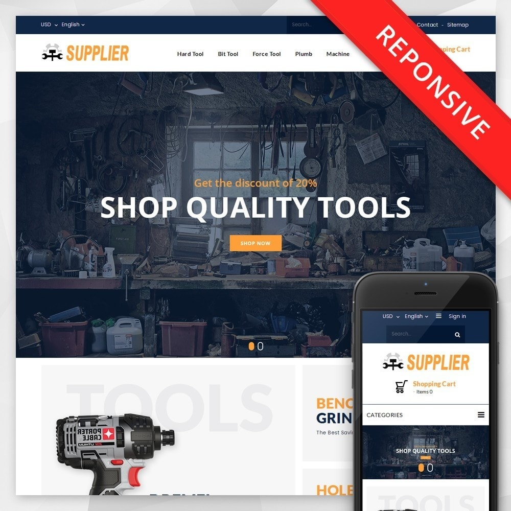 theme - Coches y Motos - Supplier Tools Store - 1
