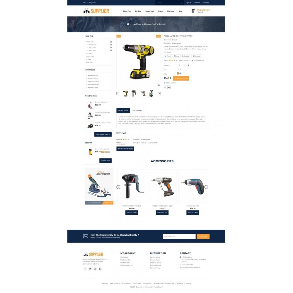 theme - Coches y Motos - Supplier Tools Store - 4
