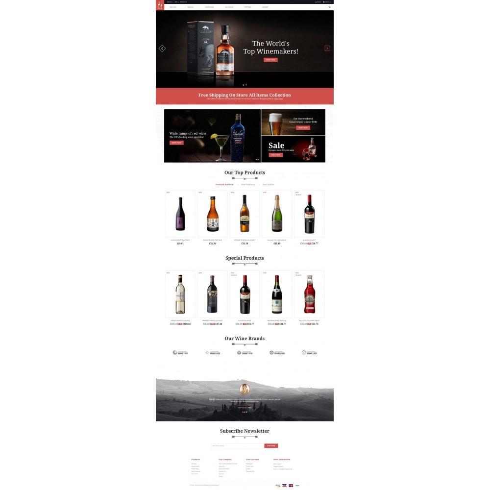 theme - Drink & Tobacco - Drink & Restaurant Store - 2