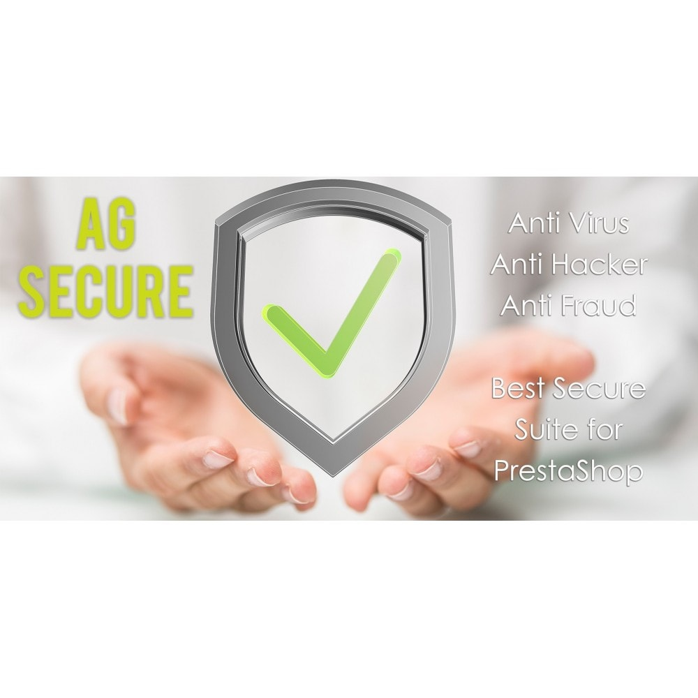 module - Security & Access - AG Secure - Best Security Suite - 1