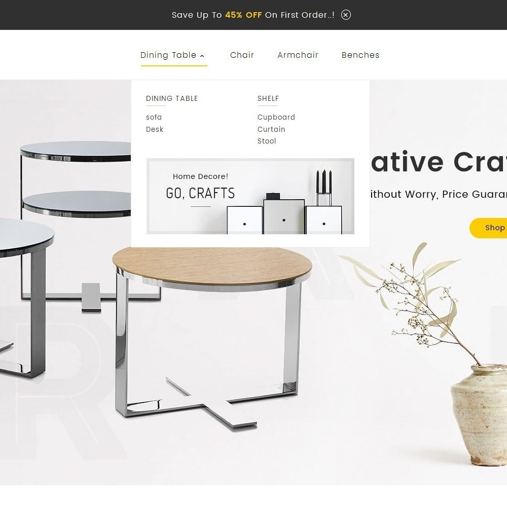 theme - Dom & Ogród - Craft Furniture Store - 9