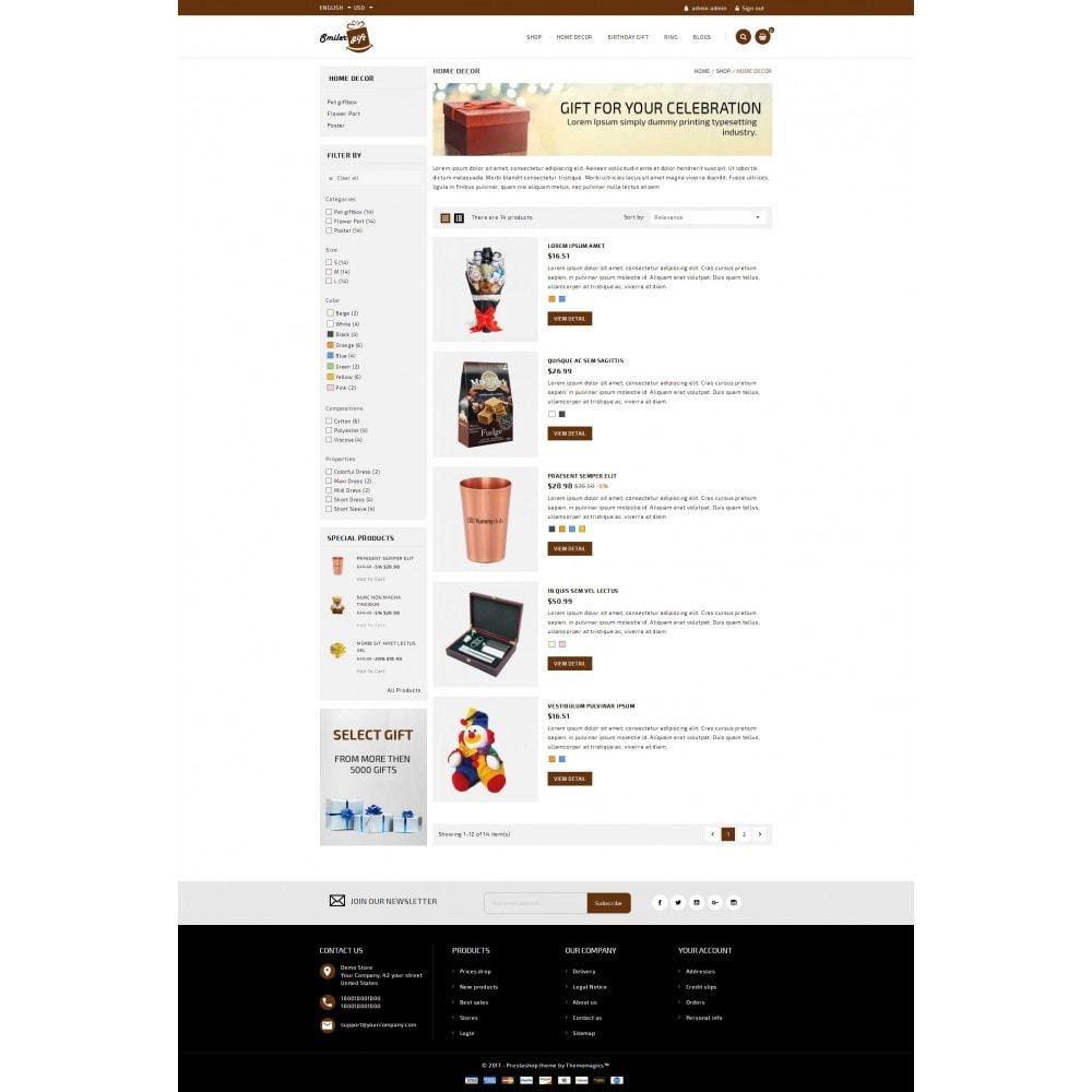 theme - Presentes, Flores & Comemorações - Smilergift - Gift Store - 4