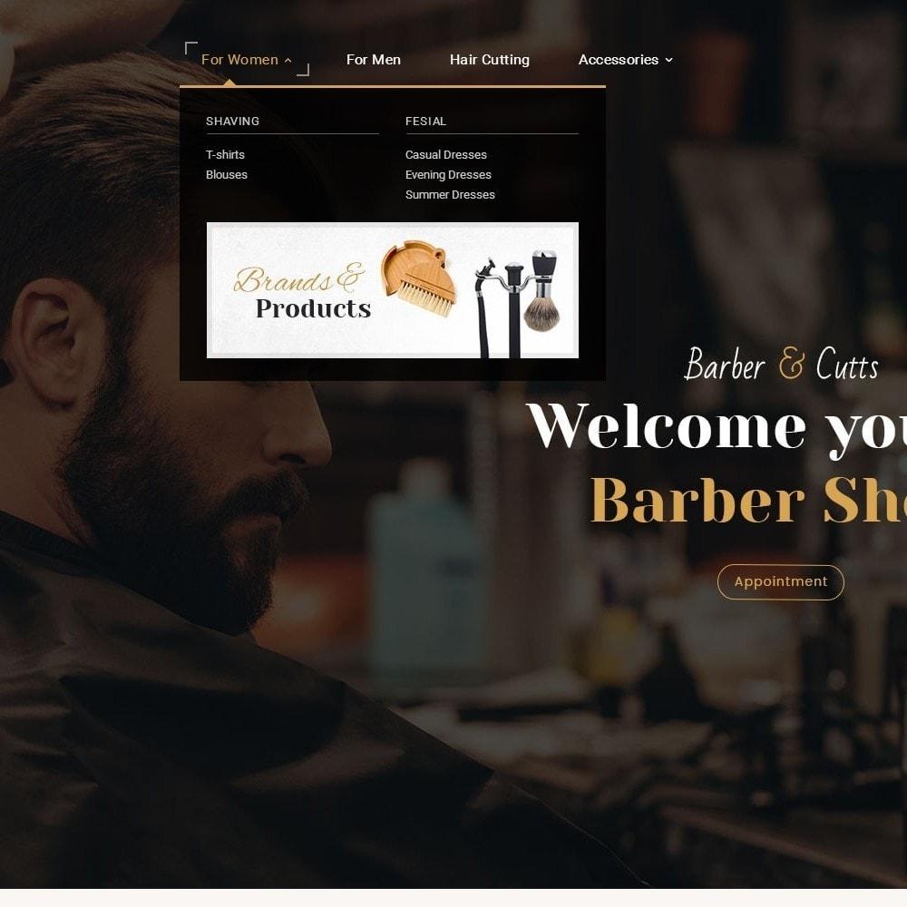 theme - Gezondheid & Schoonheid - Barber Shop - 9