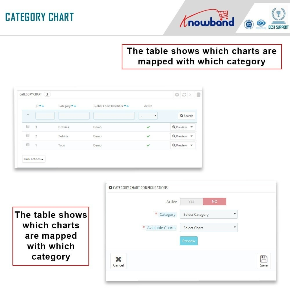 module - Additional Information & Product Tab - Knowband - Product size chart - 8