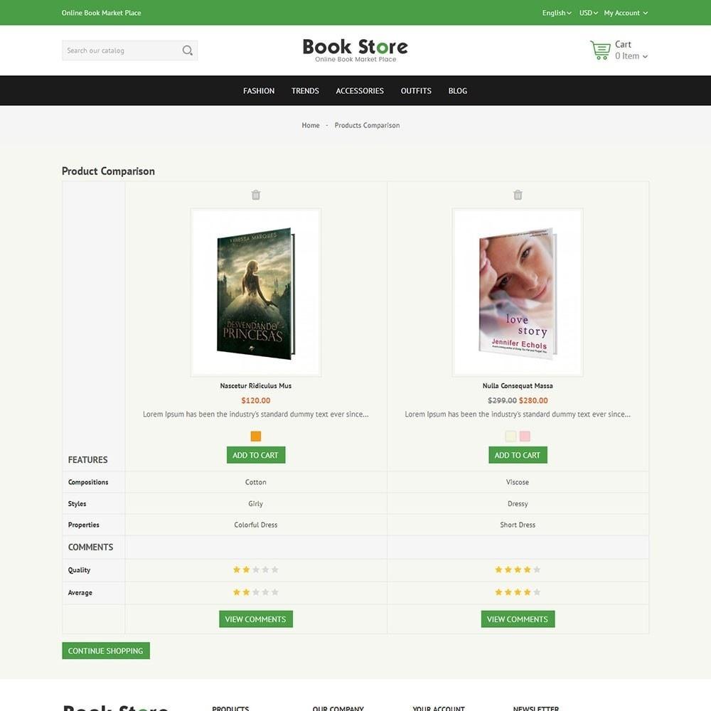 theme - Arte e Cultura - Book Store - 5