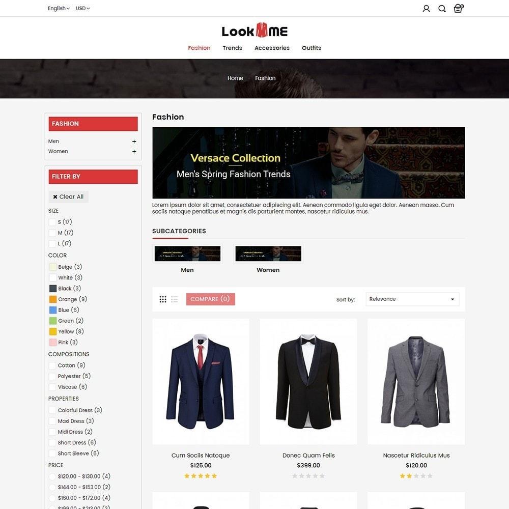 theme - Mode & Schuhe - Look Me Fashion Store - 3