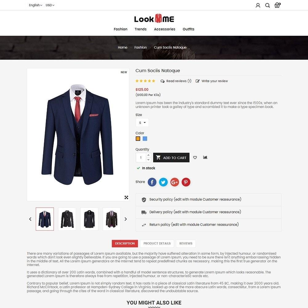 theme - Mode & Schuhe - Look Me Fashion Store - 5