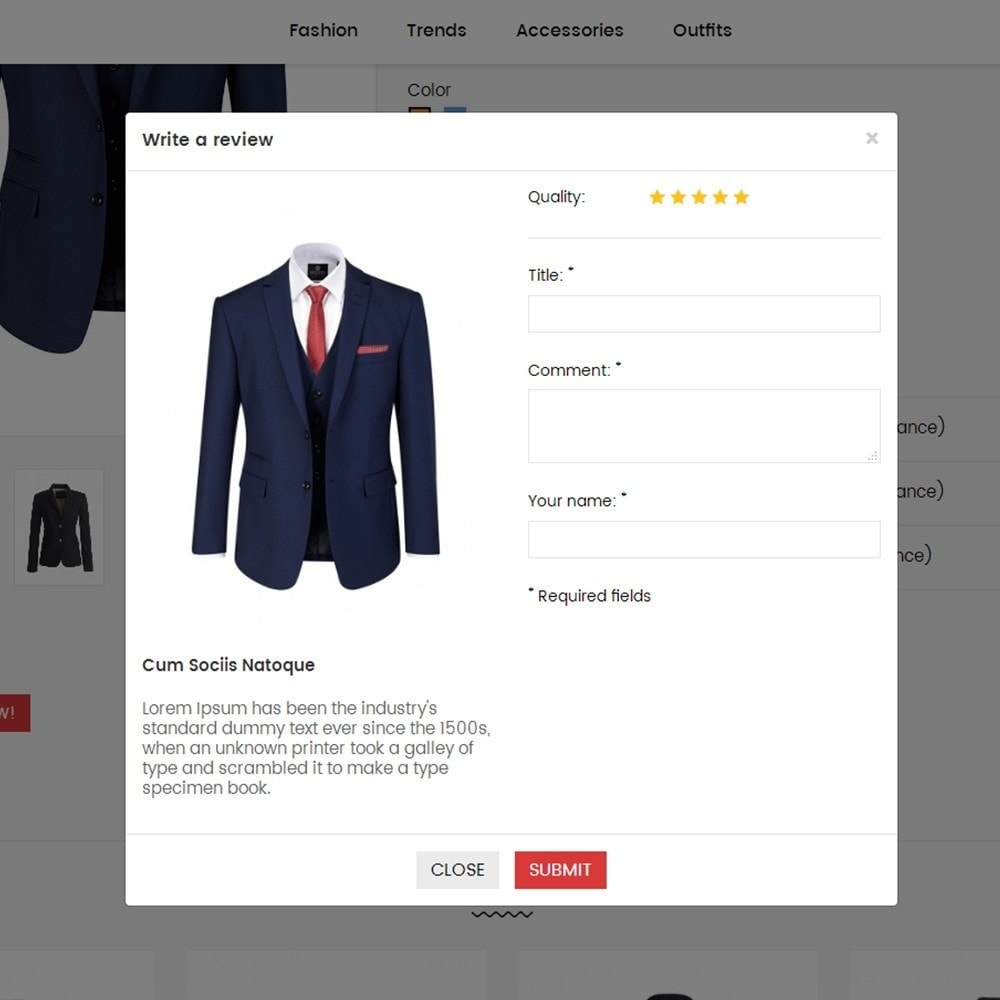 theme - Mode & Schuhe - Look Me Fashion Store - 6
