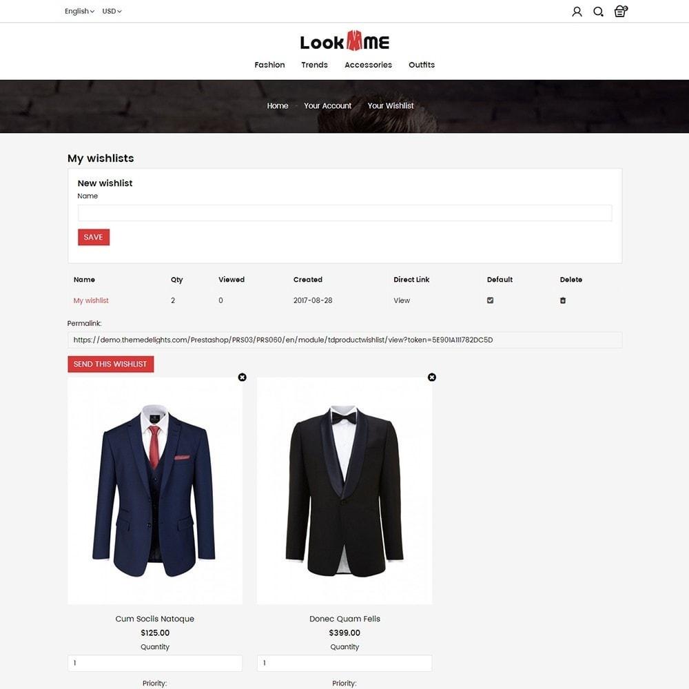 theme - Mode & Schuhe - Look Me Fashion Store - 8
