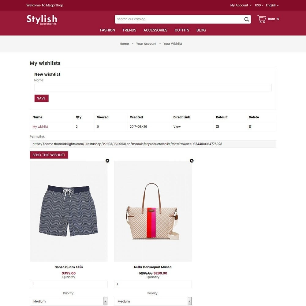 theme - Mode & Chaussures - Stylish Fashion Store - 8
