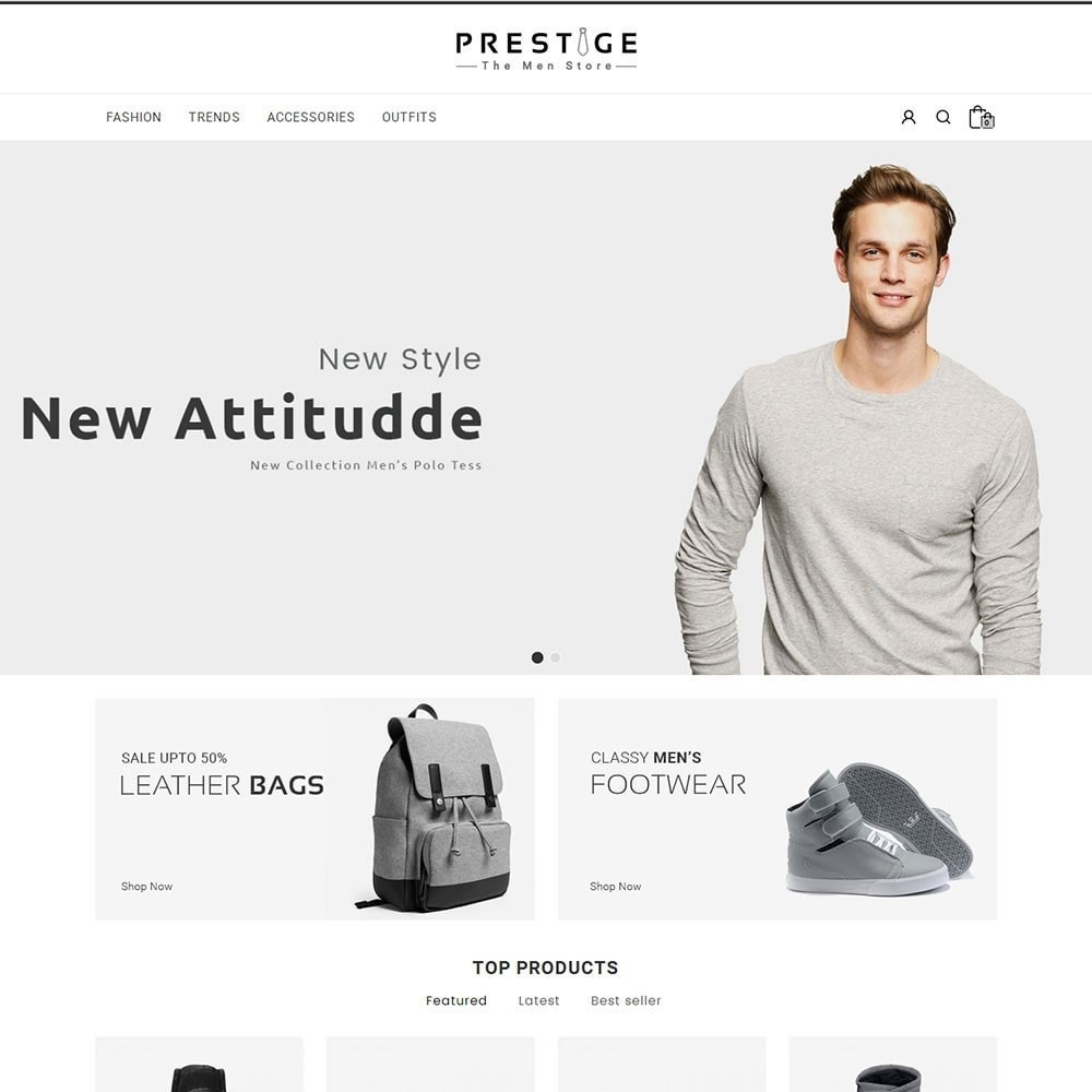 theme - Mode & Schuhe - Prestige Fashion Store - 2