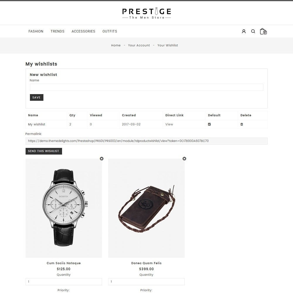 theme - Mode & Schuhe - Prestige Fashion Store - 8