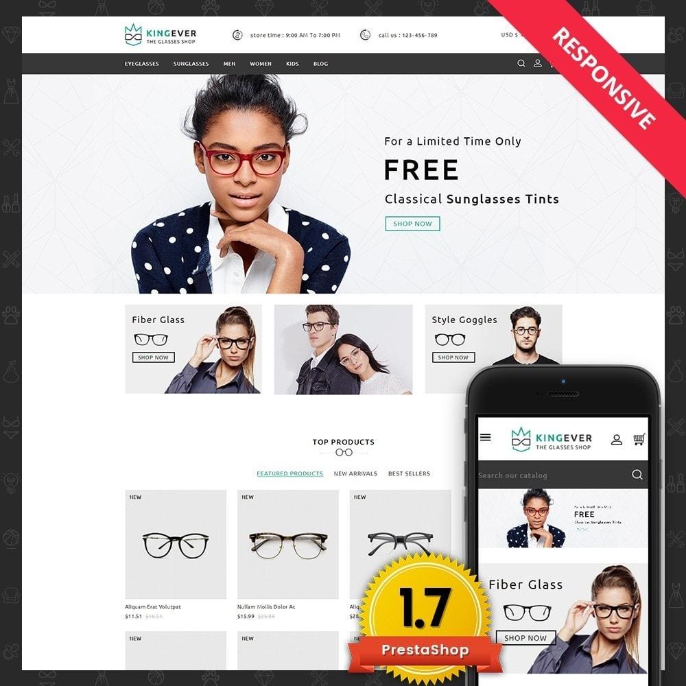 theme - Спорт и Путешествия - Kingever glasses store - 1