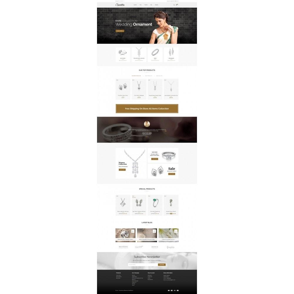 theme - Bijoux & Accessoires - Sparkles - Jewelry Store - 2