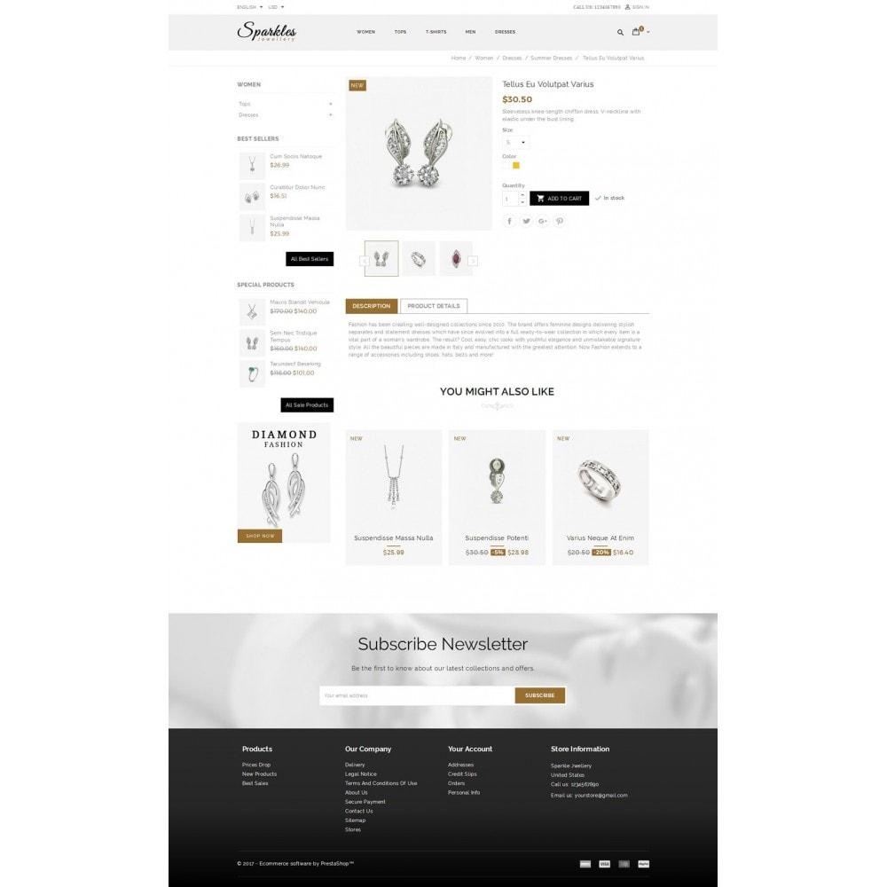 theme - Jewelry & Accessories - Sparkles - Jewelry Store - 4