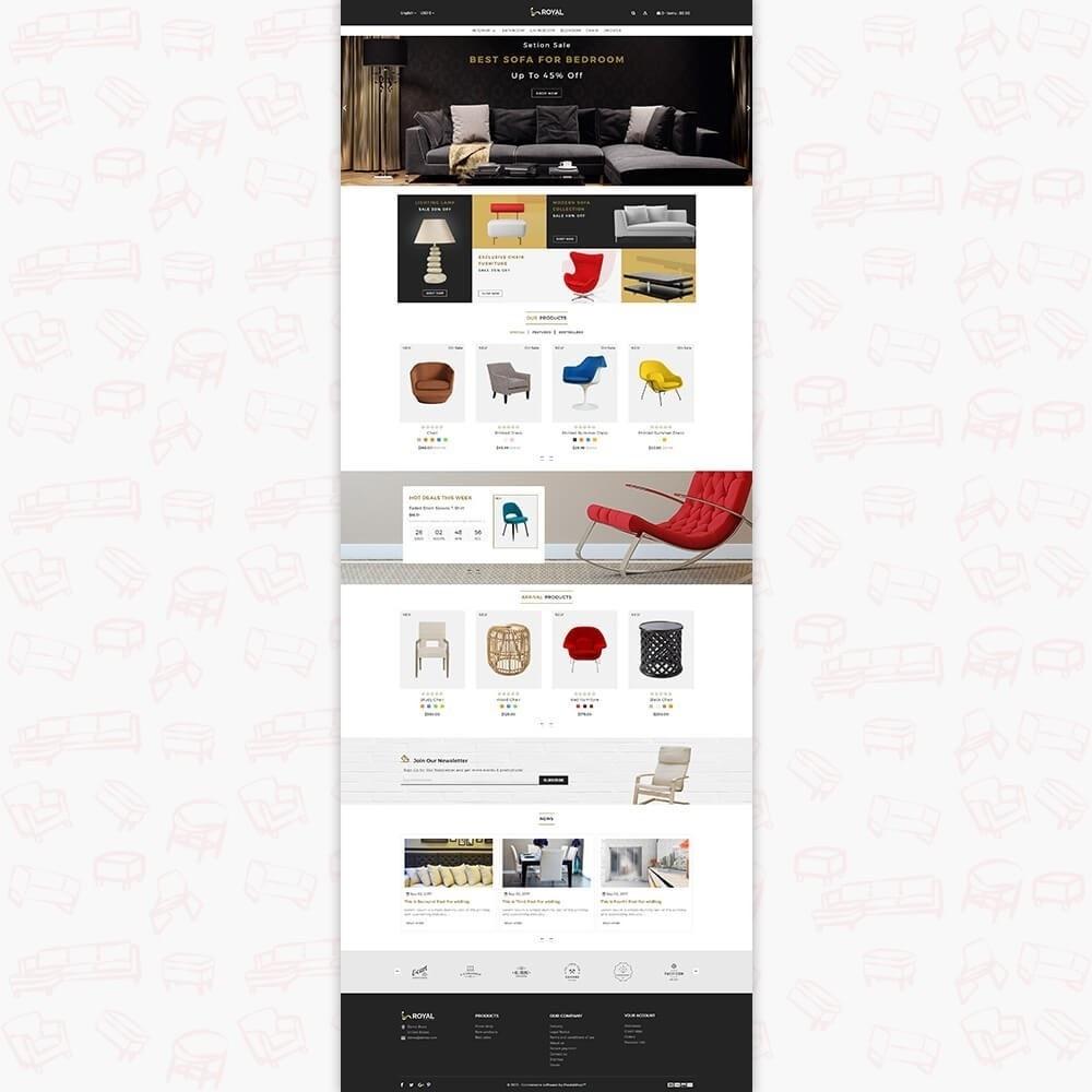 theme - Huis & Buitenleven - Royal Furniture Store - 2