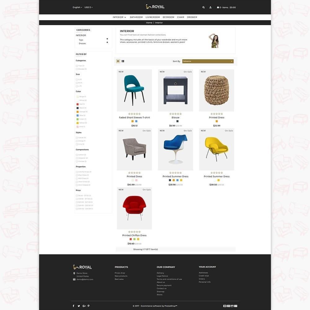 theme - Huis & Buitenleven - Royal Furniture Store - 3