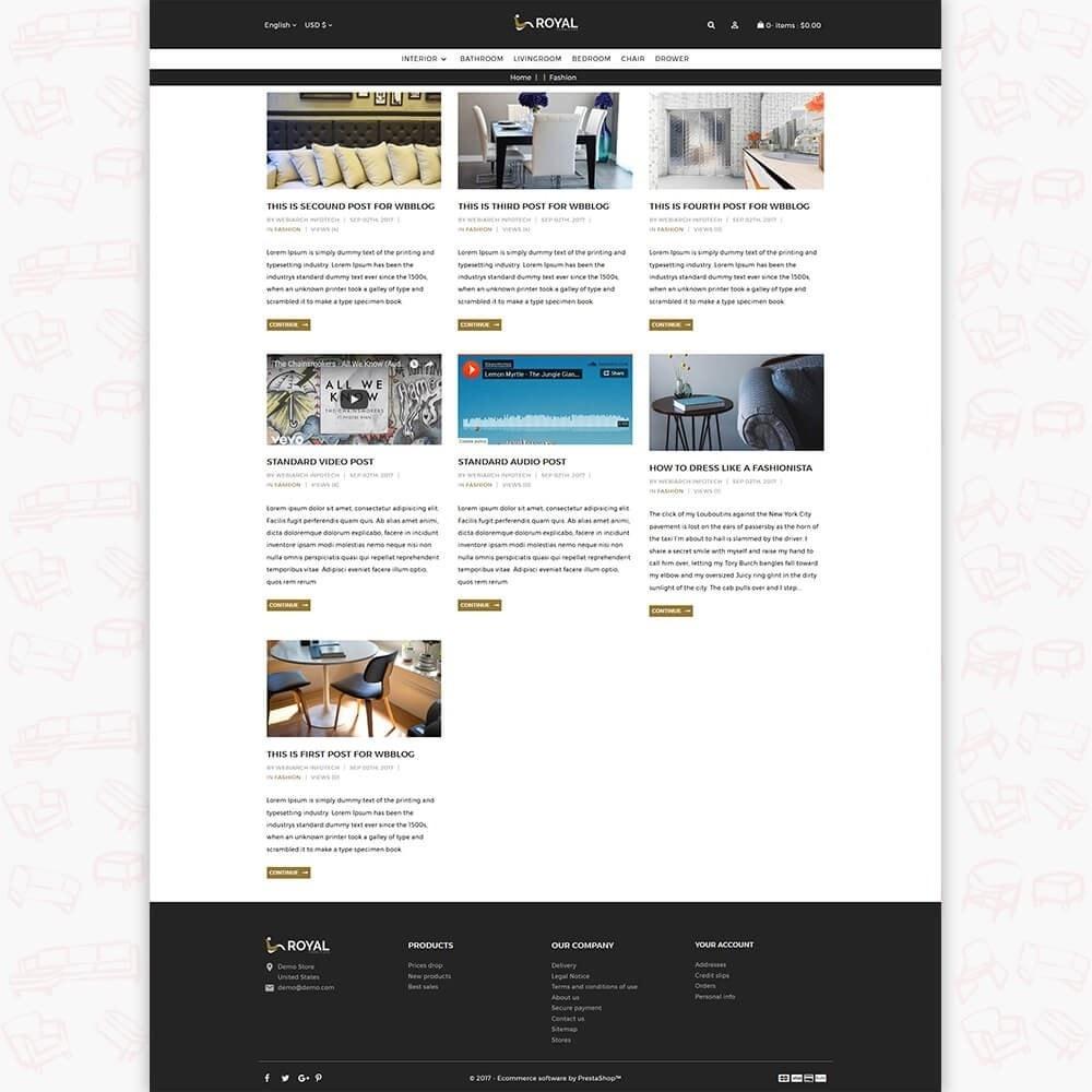 theme - Huis & Buitenleven - Royal Furniture Store - 6