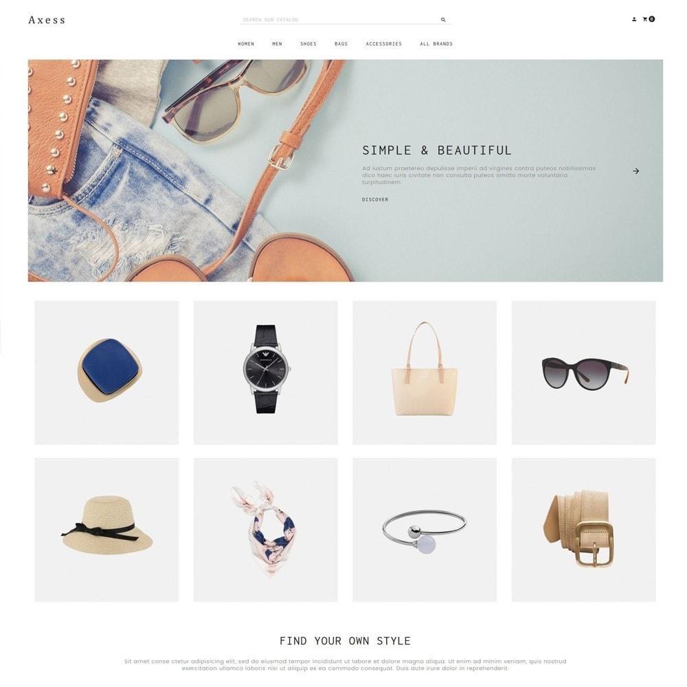 theme - Mode & Schuhe - Axess - 1