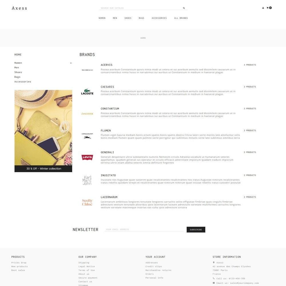 theme - Mode & Schuhe - Axess - 7