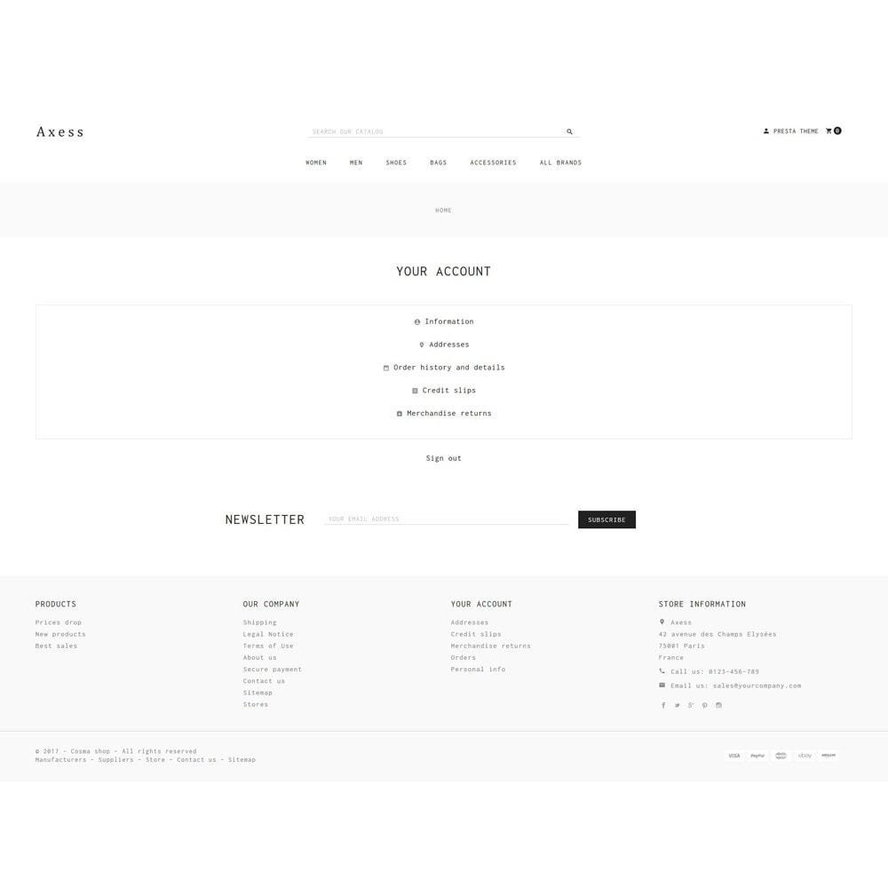 theme - Mode & Schuhe - Axess - 9