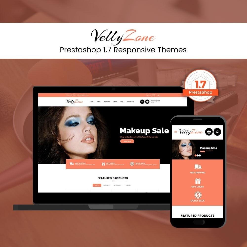 theme - Salute & Bellezza - Vellyzone - Cosmetics  Store - 1