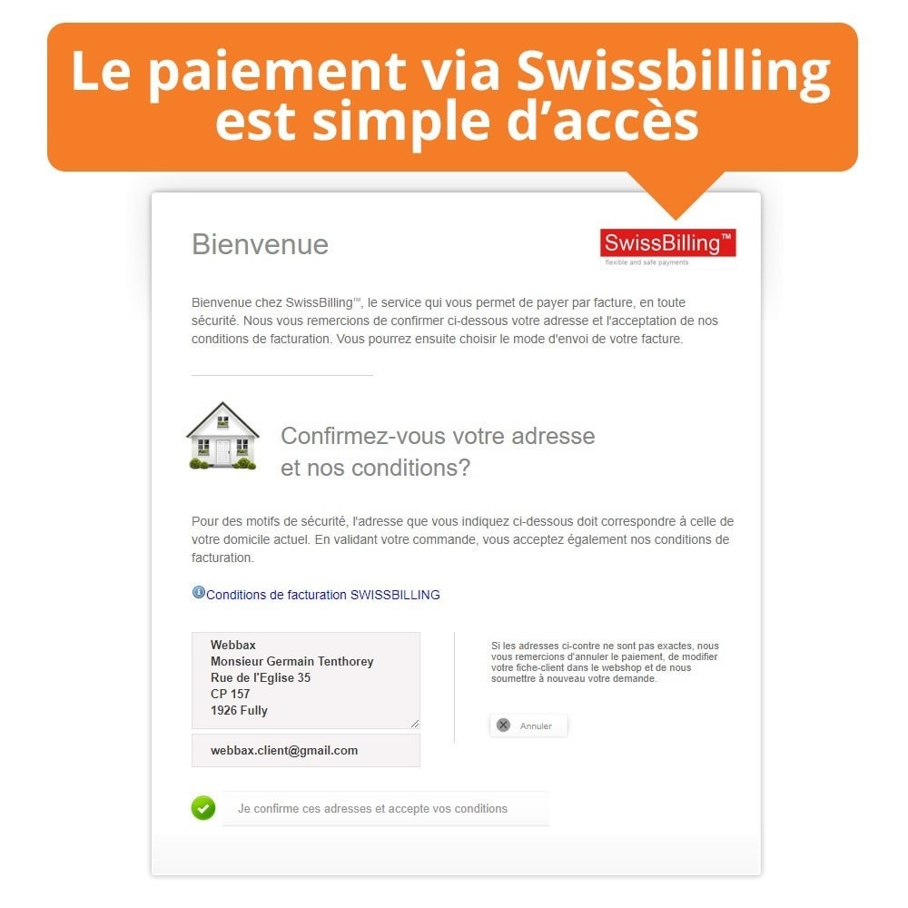 module - Betaling per Factuur - Swissbilling - Payment by invoice - 4