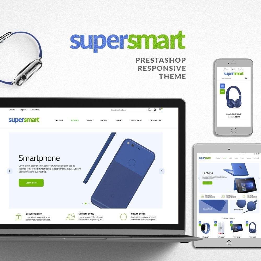 theme - Electronique & High Tech - Supersmart - 1