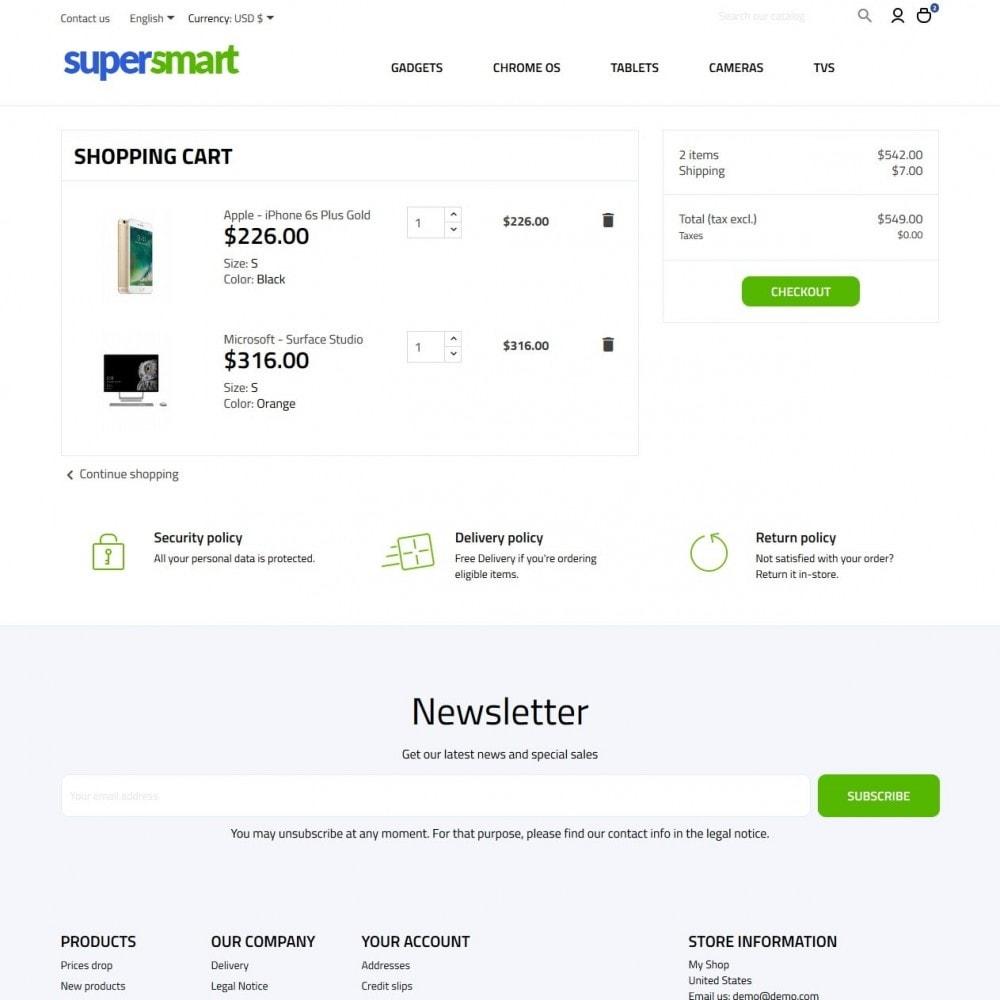 theme - Электроника и компьютеры - Supersmart - 7