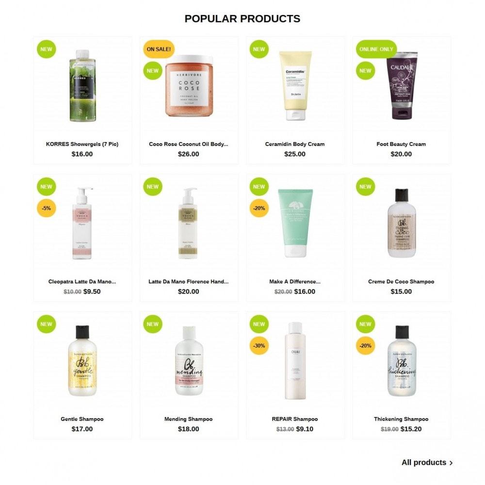 theme - Health & Beauty - OrganicFormula Cosmetics - 3