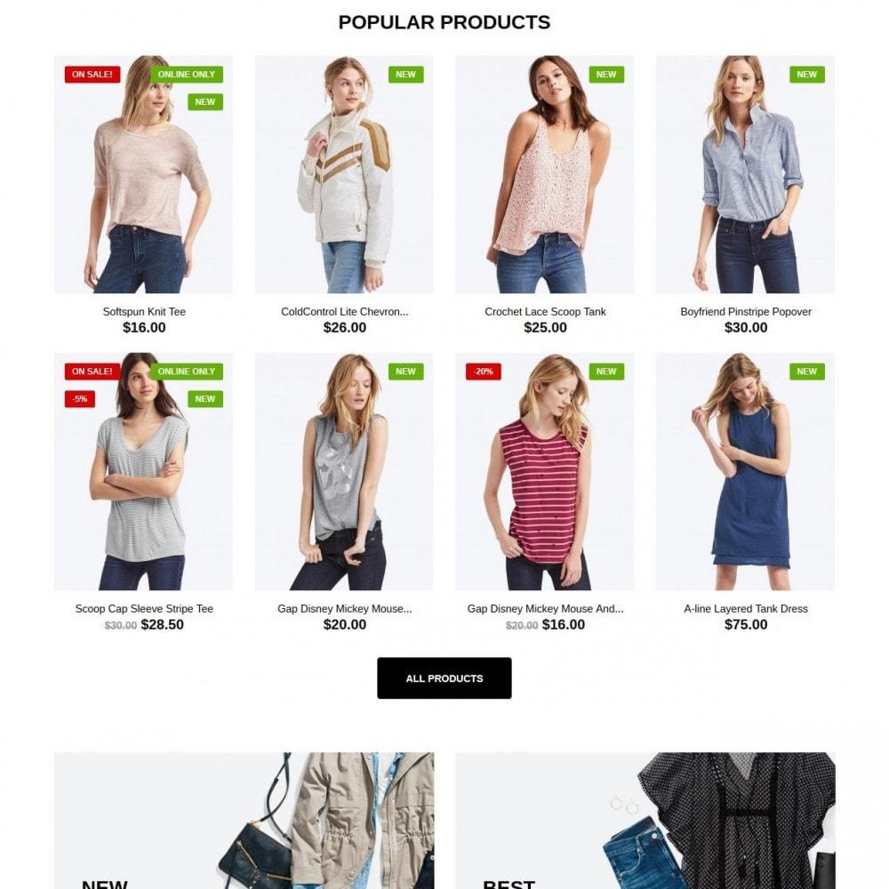 theme - Fashion & Shoes - Totokaelo Fashion Store - 3