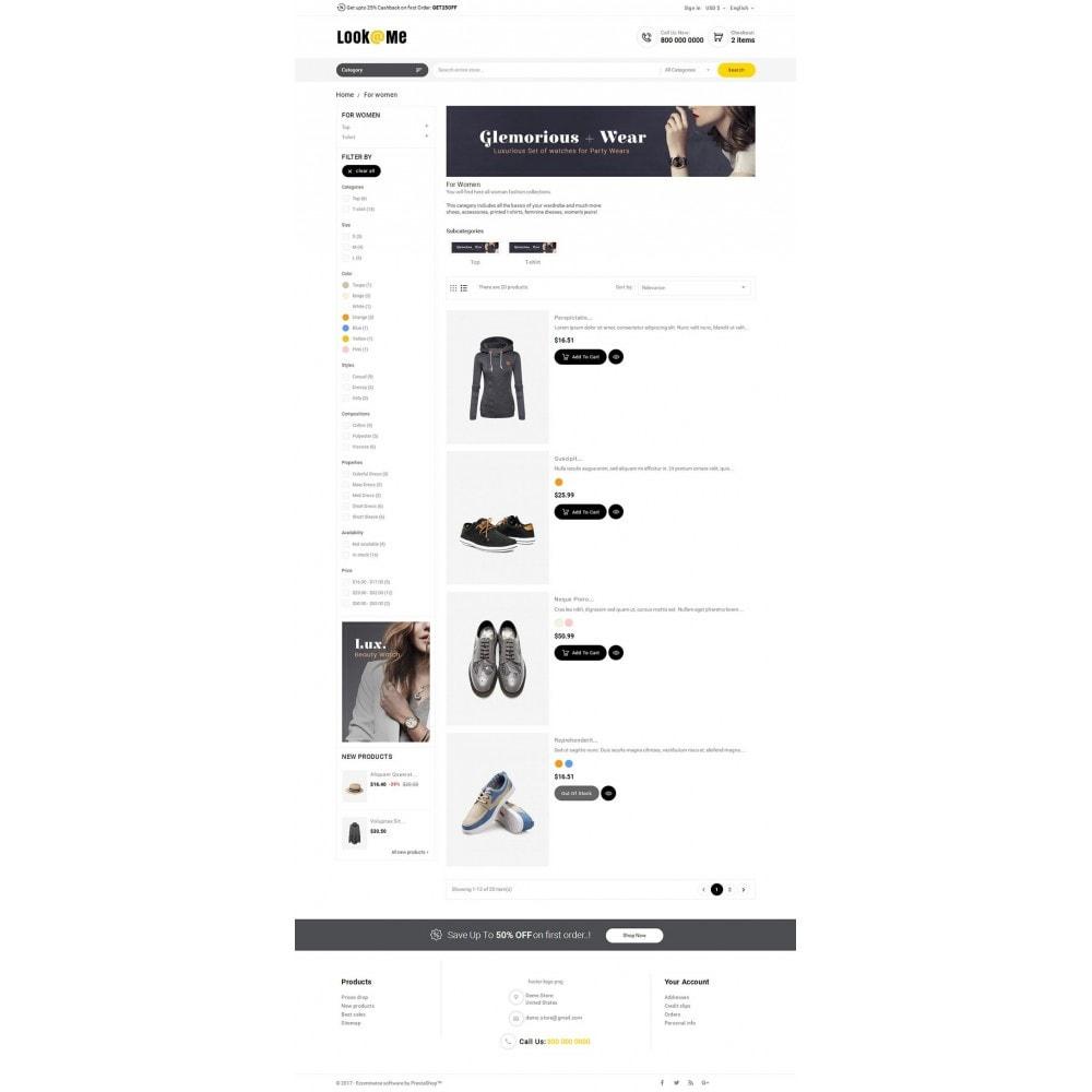 theme - Mode & Schoenen - Look me Fashion - 4