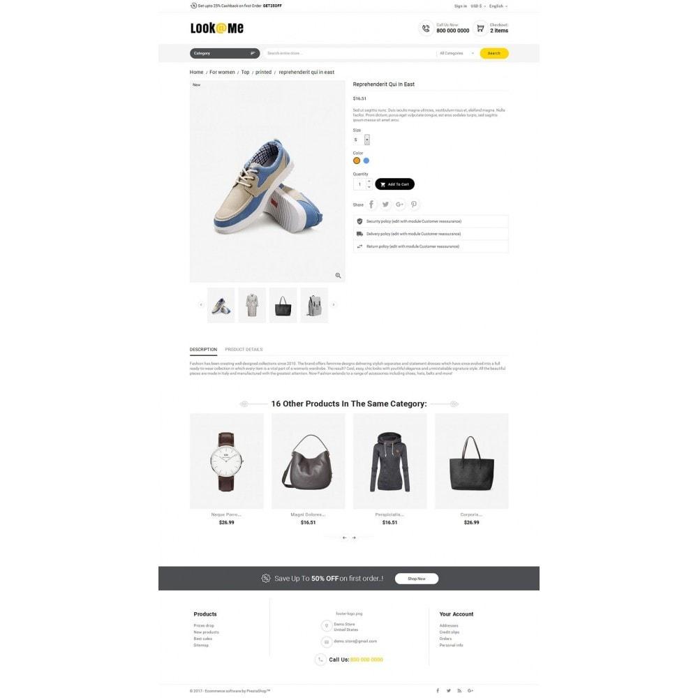 theme - Mode & Schoenen - Look me Fashion - 5