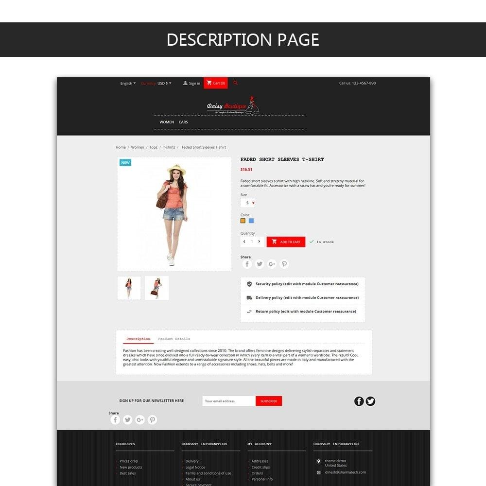 theme - Moda & Obuwie - Stylish and Elegant Fashion Store - 4