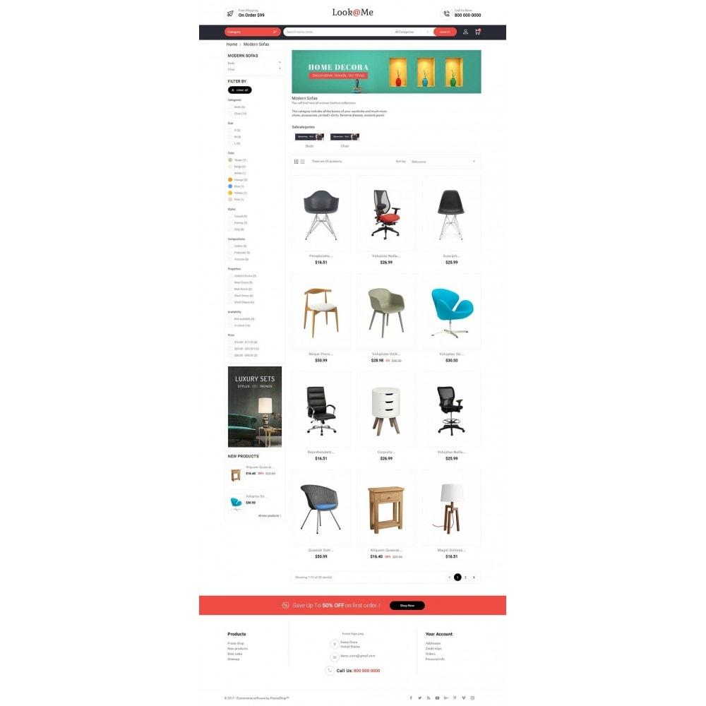 theme - Casa & Jardins - Look me Furniture Crafts - 3
